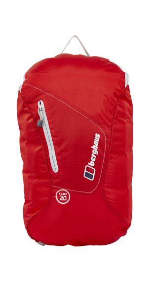 Berghaus F-Light 20 Daypack Extreme Red/Extreme Silver